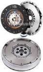 DUAL MASS FLYWHEEL DMF & COMPLETE CLUTCH KIT PEUGEOT 407 1.6 HDI 110